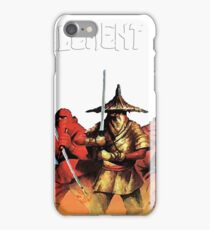 Five Element Ninjas iPhone Case/Skin