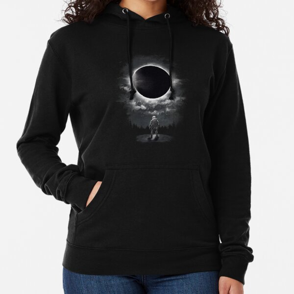 Hoodie Kaleidescope Dreamcatcher Long Sleeved Women/'s Black