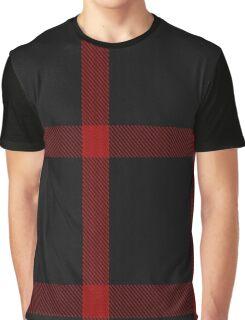 St, Kilda District Tartan  Graphic T-Shirt
