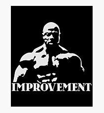 Improvement Photographic Print