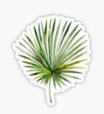 Palm Fron  Sticker