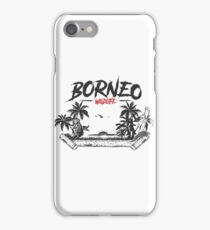 Borneo Wildlife iPhone Case/Skin