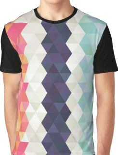 Seamless Pattern - Candy Collage Graphic T-Shirt