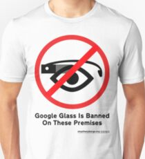 Google glass T-Shirt