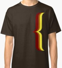 Bracket - Brown Classic T-Shirt