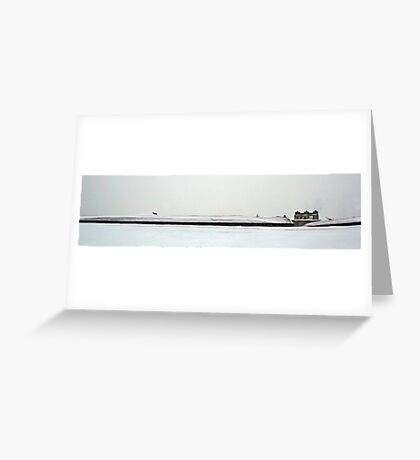 The Last Outpost Greeting Card