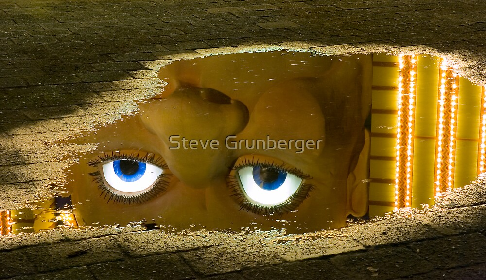 I can See You by Steve Grunberger