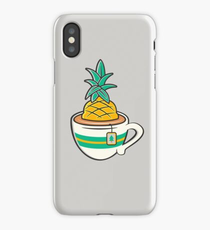TeaHC iPhone Case