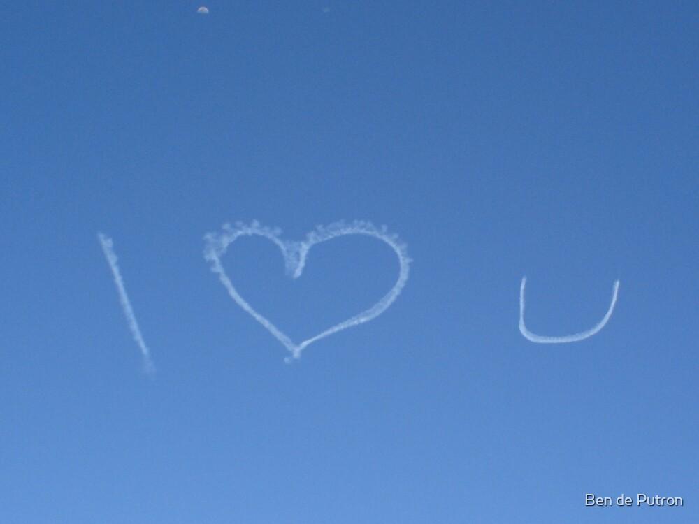 I Heart You by Ben de Putron