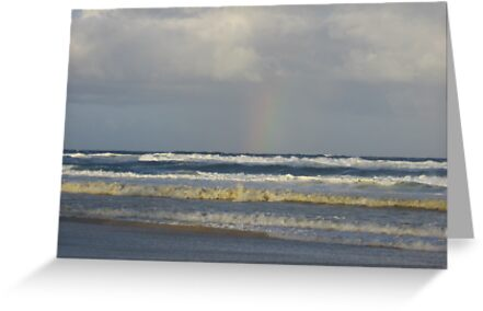 breakers and rainbow by heleny