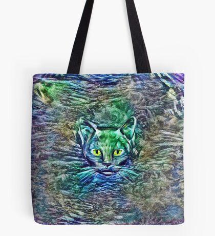 Maritime cat Tote Bag