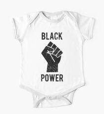 Black Power Fist Kids Clothes