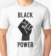 Black Power Fist Unisex T-Shirt