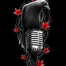 Crow Festival by Lou Patrick Mackay