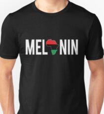 Melanin Africa Unisex T-Shirt