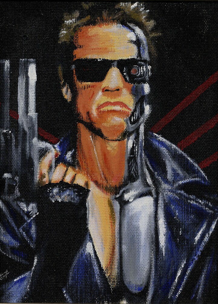 The Terminator by barstow