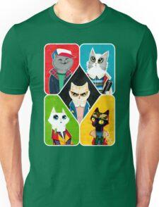 Stranger Cats Unisex T-Shirt