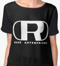 Rand Enterprises Chiffon Top