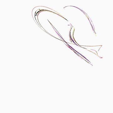 Love Art by Ribbon