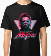 Michael Myers Stay Rad Classic T-Shirt