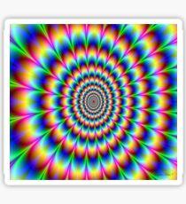 Hypnotic Sticker