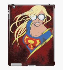 Super Geek Girl iPad Case/Skin