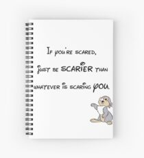 Thumper Quote Spiral Notebook