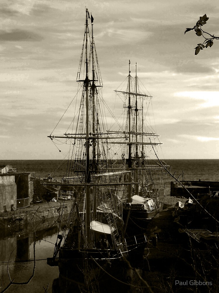 Tall ships  by spottydog06