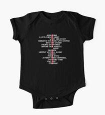 Stephen Sondheim musicals Kids Clothes