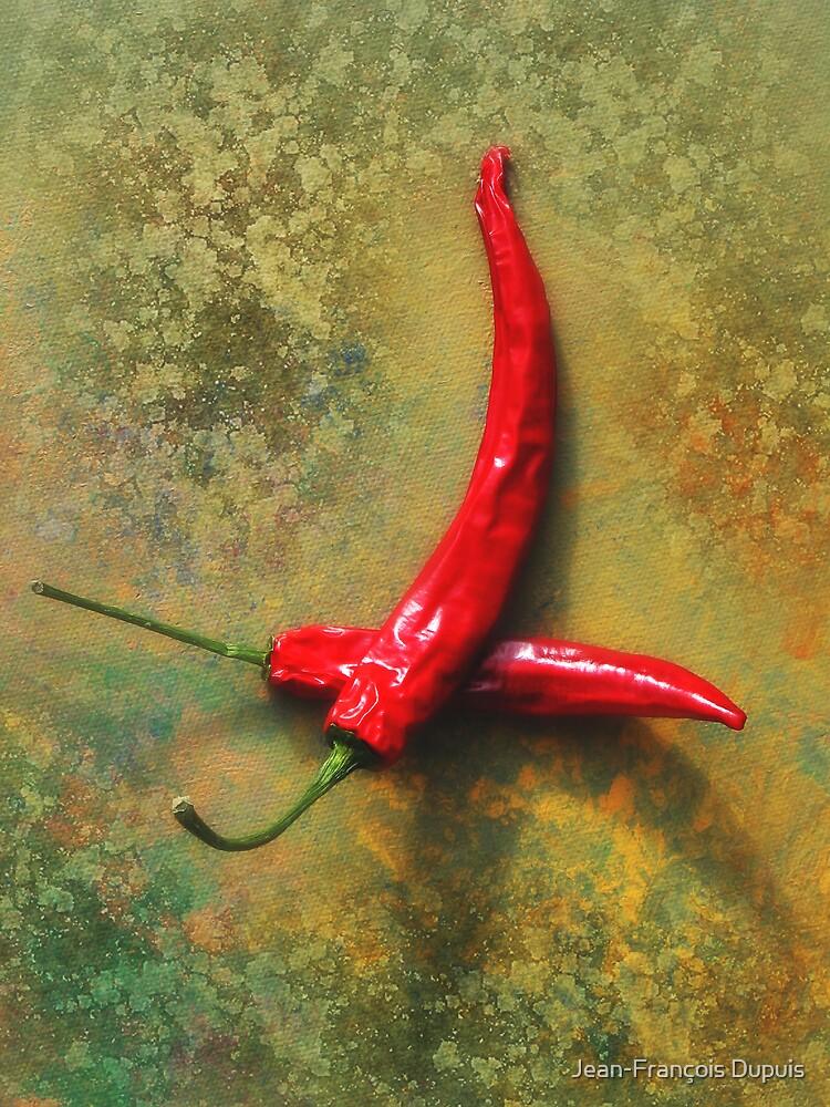 Peppers by Jean-François Dupuis