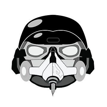 Gasket Mask by OGjimbo