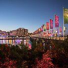 Darling Harbour, Sydney, Australia by LisaRoberts