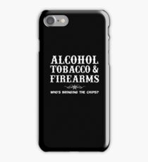 gun iPhone Case/Skin