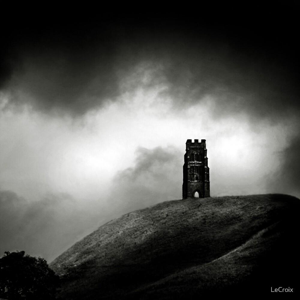 Glastobury Tor by LeCroix
