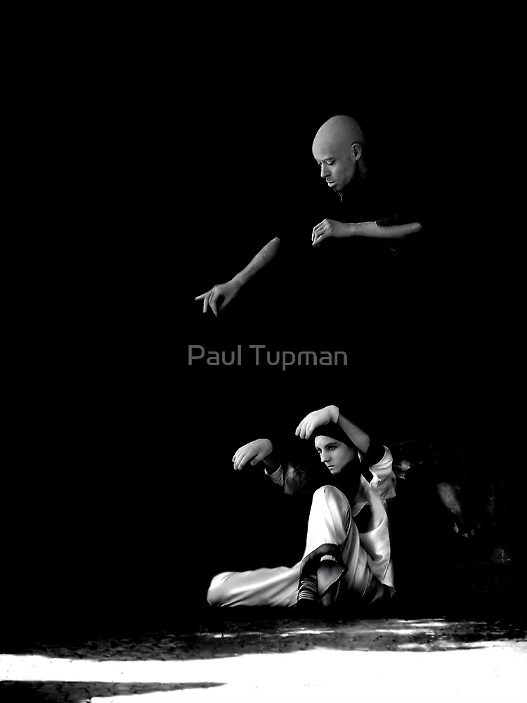 The Puppet Master by Paul Tupman