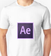 After Effects Logo Items! T-Shirt