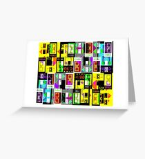 GRAPHIC #Video 03 Greeting Card