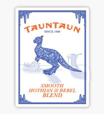 Tauntaun Lights Sticker