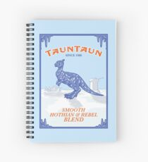 Tauntaun Lights Spiral Notebook