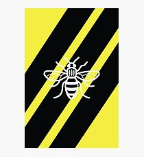 Manchester Bee Photographic Print