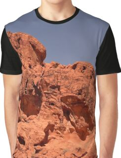 Red Valley III Graphic T-Shirt