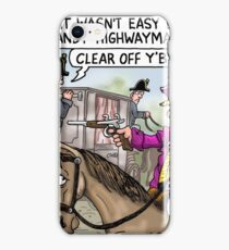 Dandy Highwayman iPhone Case/Skin