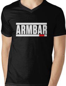 Armbar Brazilian Jiu-Jitsu (BJJ) Mens V-Neck T-Shirt