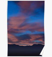 SW Rose Serenity Sunrise Poster