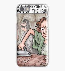Iron Age Woman iPhone Case/Skin