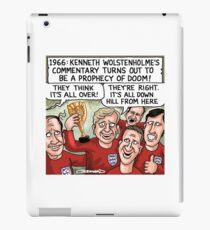 World Cup 1966 iPad Case/Skin