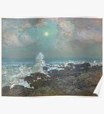 Childe Hassam - Seascape-Isle Of Shoals Poster