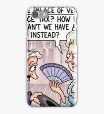 Palace Tax iPhone Case/Skin