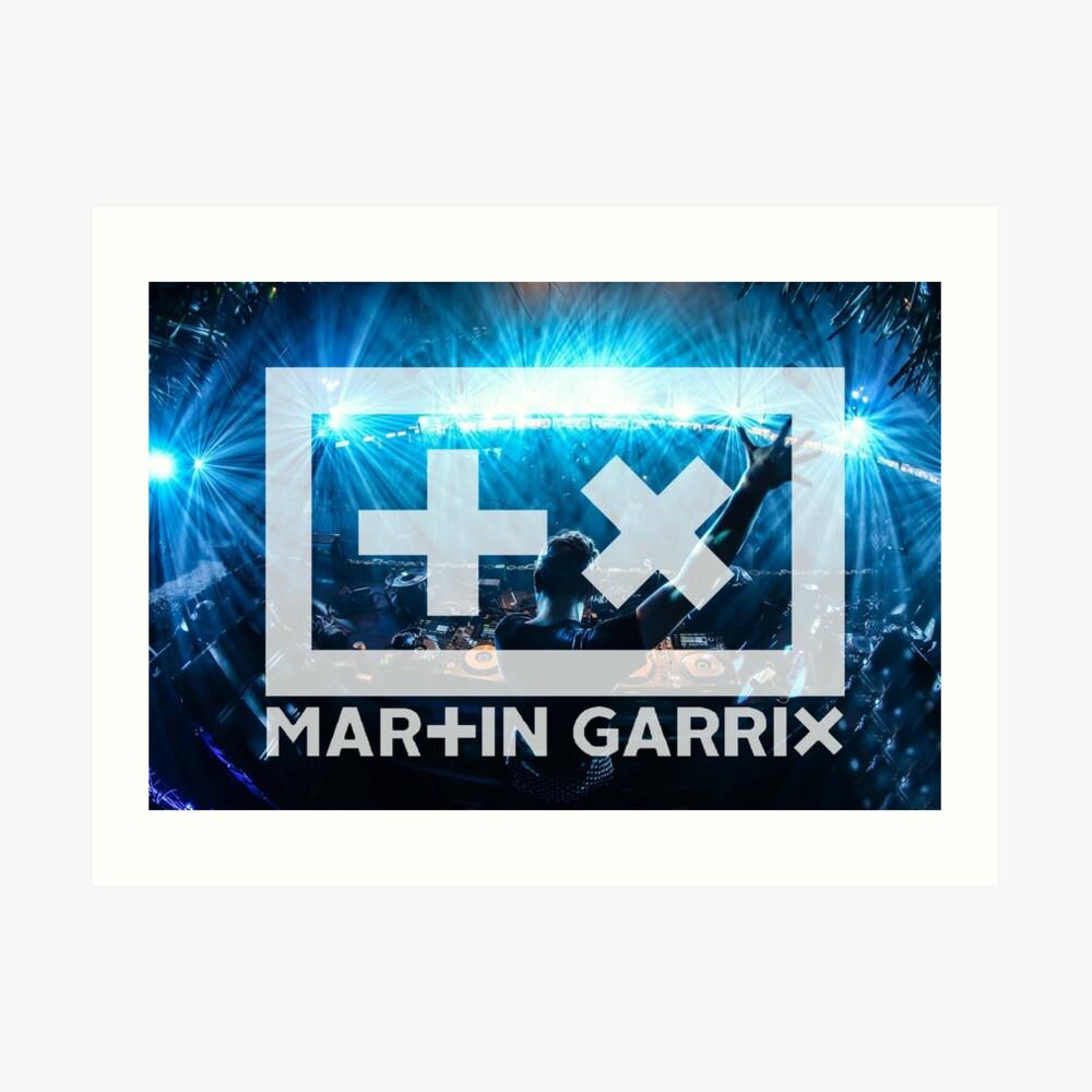 Martin Garrix Lámina artística