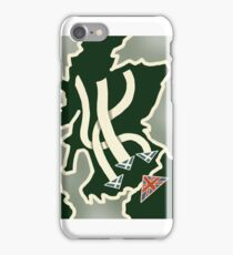 Scotland - Dad's Army Titles iPhone Case/Skin